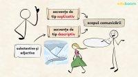Structuri textuale. Secvențe de tip explicativ