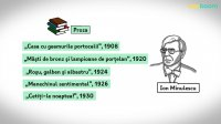 Ion Minulescu - viața și opera