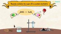 Reacția de neutralizare. Oxid bazic + acid